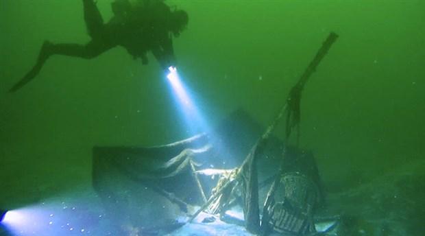 Marmara Depremi'nin izleri su altında görülüyor