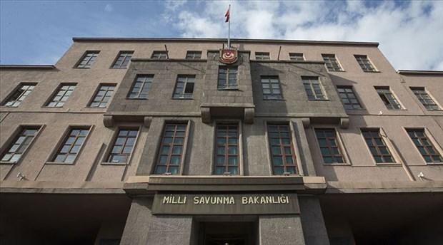 Milli Savunma Bakanlığı'ndan 'güvenli bölge' açıklaması