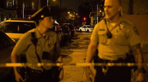 ABD'de yine silahlı saldırı: 6 polis yaralı