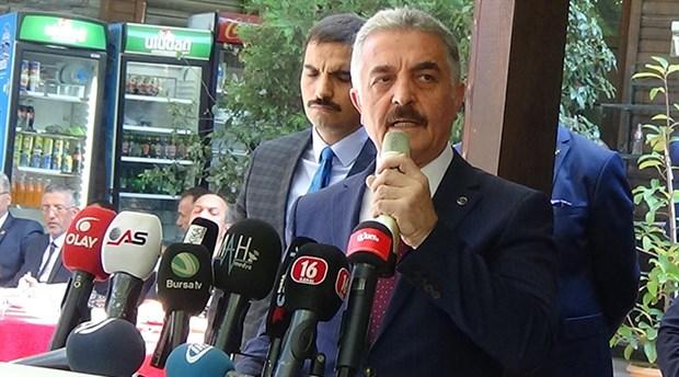 Büyükataman, Bahçeli'nin çağrısını 'tarihi zorunluluk' ilan etti