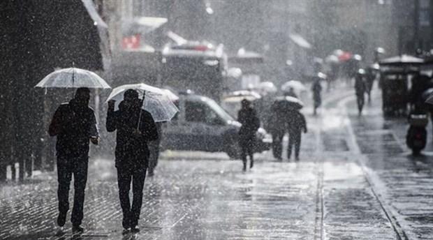 Meteoroloji'den Marmara Bölgesi için önemli uyarı