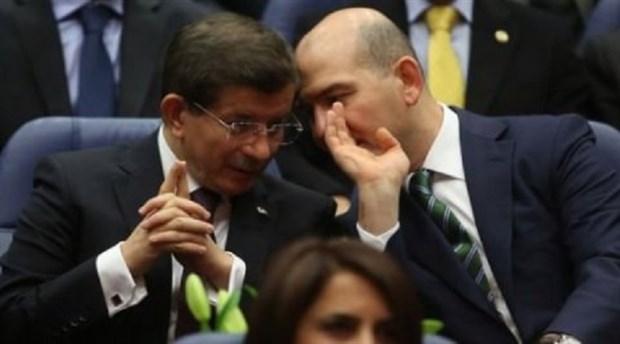 'Süleyman Soylu ve Ahmet Davutoğlu aynı otelde görüldü'