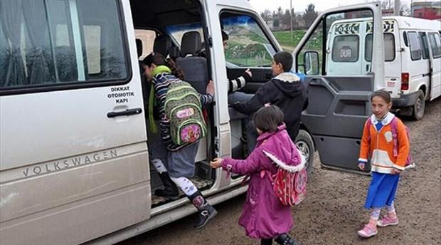 Taşımalı eğitim sistemi büyüyor