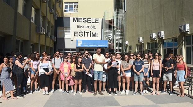 GSF öğrencilerinden mücadele çağrısı