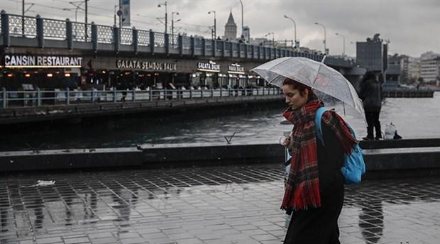 Meteoroloji'den İstanbul için uyarı: Akşama kadar sürecek