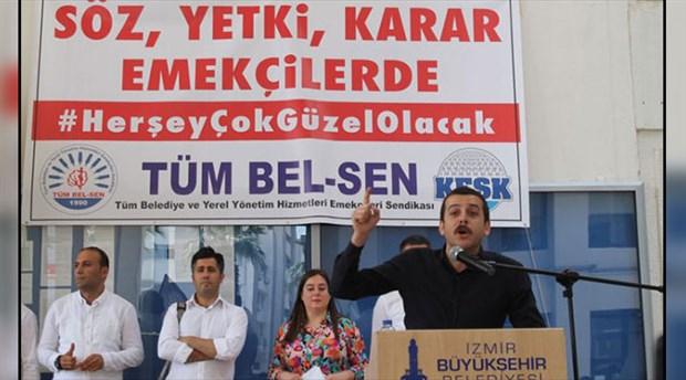 """Tüm Bel-Sen'den AKP'nin TİS önerisine tepki: """"Bu teklifi veren vatan hainidir"""""""