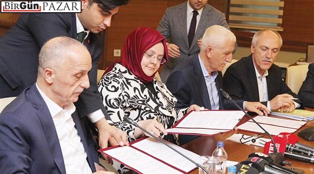 Bir protokolün aynasında Türkiye'de sendikal hareket: 'Fabrika ayarlarına dönmek lazım!'