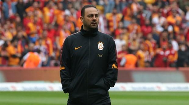 Hasan Şaş Galatasaray'daki görevine geri döndü