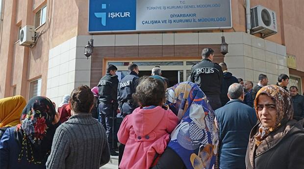 İşsiz sayısı Lübnan'ın nüfusuna eşitlendi