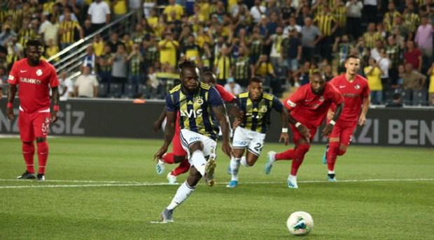 Bambaşka bir Fenerbahçe