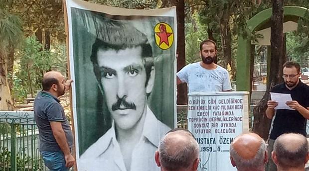 Mustafa Özenç mezarı başında anıldı