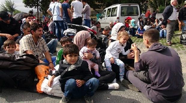 İstanbul'daki Suriyelilere 'tanınan süre' uzatıldı