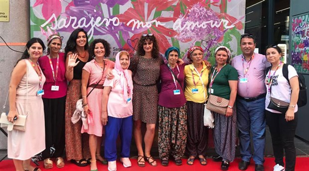 Kraliçe Lear'e Saraybosna'da büyük alkış