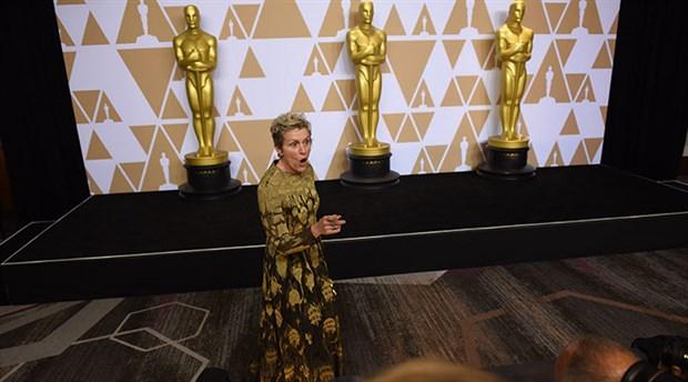 McDormand'ın Oscar Ödülü'nün çalınmasına ilişkin dava düştü