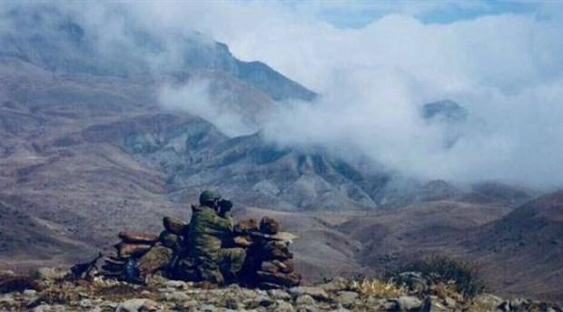 Şırnak'ta çatışma: 1 asker hayatını kaybetti, 3 asker yaralandı
