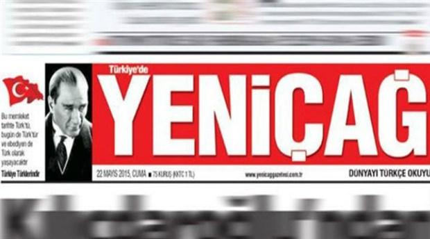 Yeniçağ Gazetesi'nde üst düzey ayrılık
