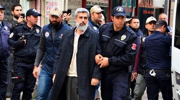 Alparslan Kuytul'un tutukluluğuna devam kararı