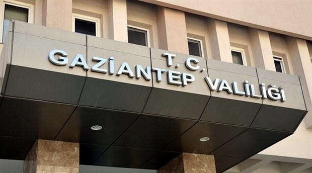 Gaziantep Valiliği'nden yasak kararı