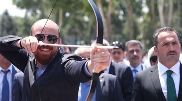 Okçular Vakfı etkinliği 'Cumhurbaşkanlığı himayelerinde' kamu spotu oldu