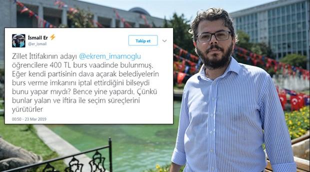 """Seçim dönemi kara propaganda yapan İBB çalışanları, kovulunca """"haksızlık"""" dedi"""