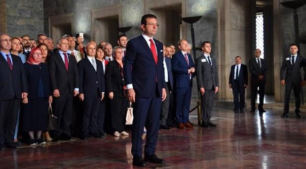 'Anıtkabir komutanı, İmamoğlu ziyareti yüzünden görevden alındı'
