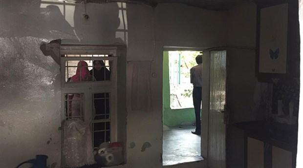 Antep'te evin 2'nci katında zemin çöktü: 4 yaralı