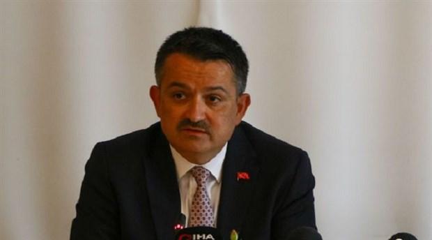 Pakdemirli: Türkiye, tarım alanında Avrupa'da birinci
