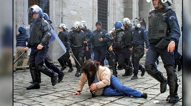 Polis şiddeti bitmiyor