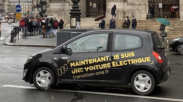 Dizeli elektrikliye dönüştüren girişim
