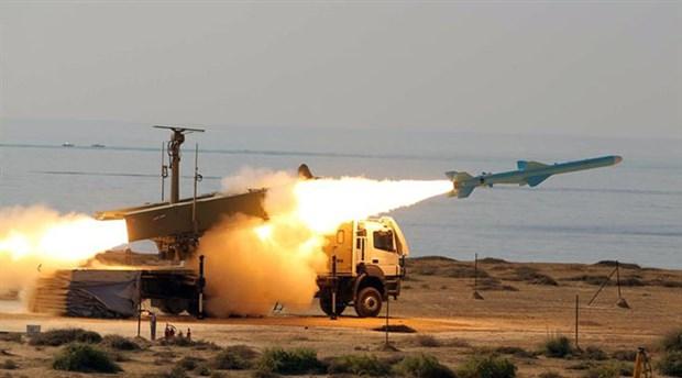 İran: Yeni bir füze test ediyoruz