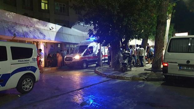 23 yaşındaki genç kadın balkonda otururken başından vuruldu
