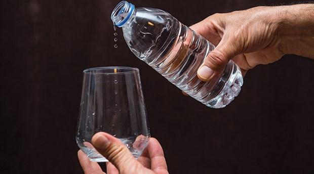 Pet şişe suların son kullanım tarihine dikkat