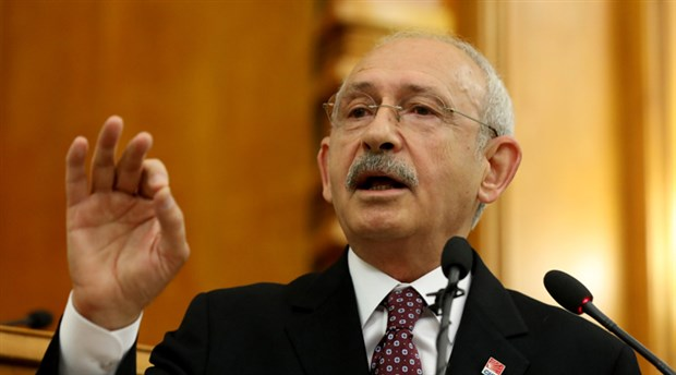 Kılıçdaroğlu'ndan 'İstanbul'a kayyum' göndermesi yapan Erdoğan'a yanıt