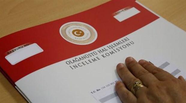 OHAL Komisyonu'ndan 77 bin başvuruya ret