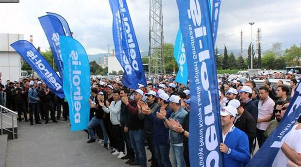 'Petrol-İş'i mücadeleci çizgisine geri döndüreceğiz'