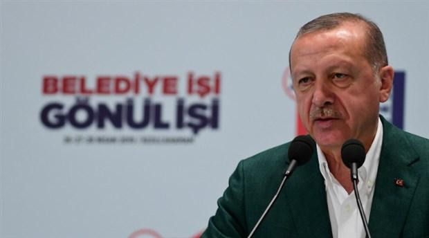 Erdoğan: Gündemimizde Fırat'ın doğusu var