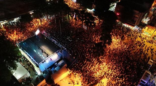 Dikili Demokrasi ve Emek Festivali sona erdi