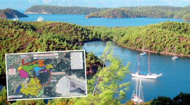 Kömür sahaları su kaynaklarına kadar ulaştı: Bodrum'a kömür madeni tehdidi