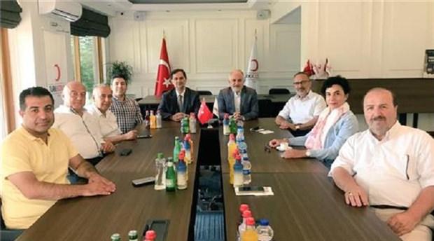 Kızılay'ı AKP'nin çiftliğine çevirmişler