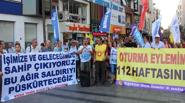 KESK İzmir: KHK zulmüne son
