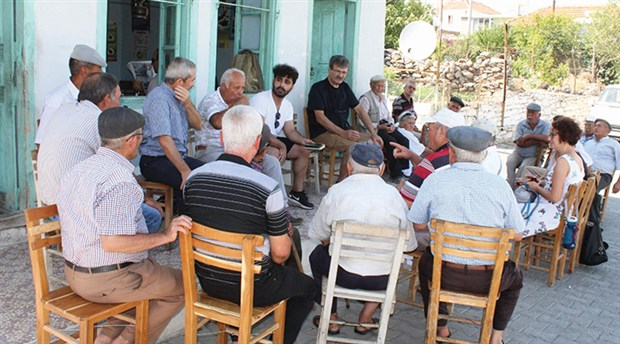 Muğla'da köylerinin boşaltılmasını istemeyen köylüler: Bu memleket bizim!