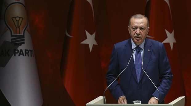 Erdoğan'dan yeni parti girişimlerine mesaj