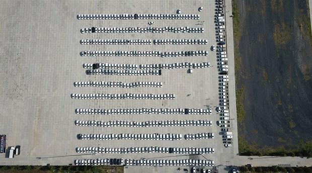 İmamoğlu AKP'nin saltanatını sergiledi: Hangi hakla bu araçlara bindiniz!