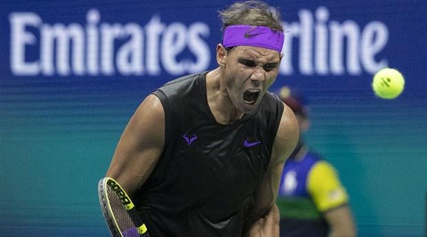 Nadal, ABD Açık'ta yarı finalde