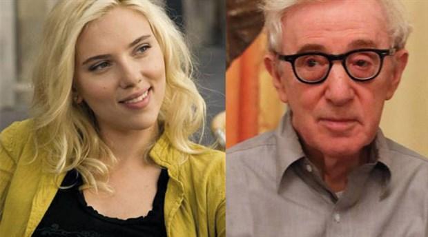 Scarlett Johansson'dan tacizle suçlanan Woody Allen'a: Ona inanıyorum