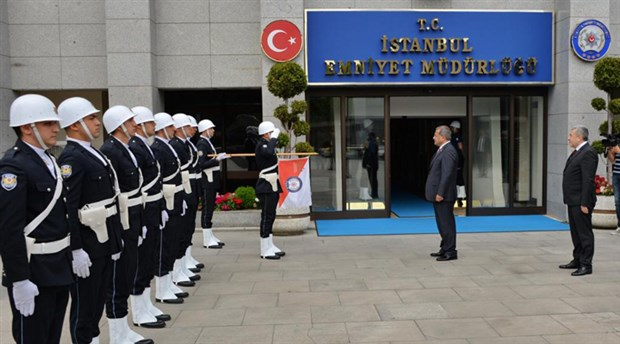AKP'li İBB Emniyet Müdürlüğü'ne çalışmış