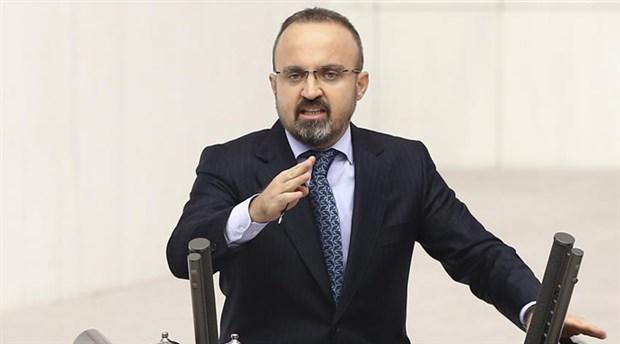 AKP'den 'Ahmet Türk terörist değil' diyen Bülent Arınç'a tepki