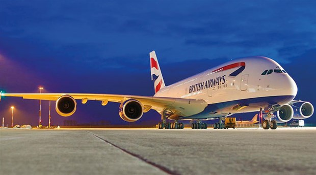 British Airways'de  4 bin pilot grevde