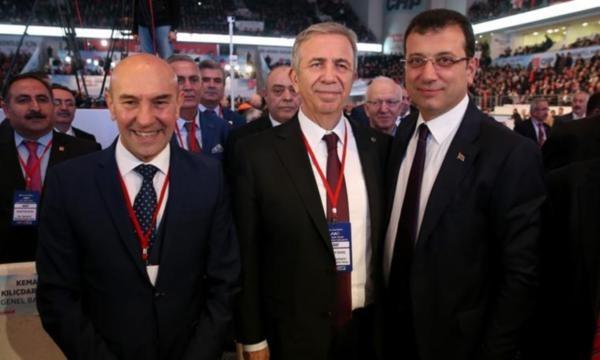 CHP'li büyükşehir belediye başkanları Erdoğan'la görüşmeden önce toplantı yapacak