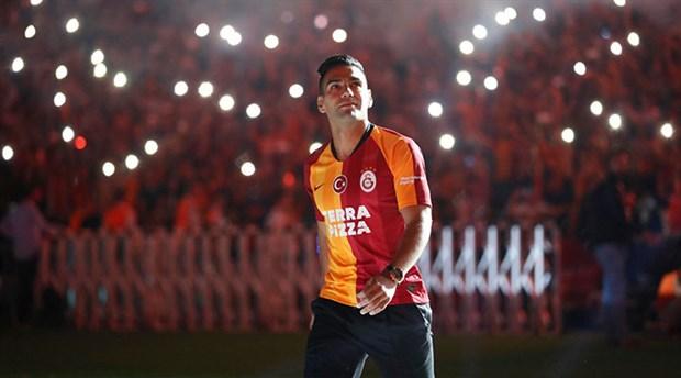 Falcao, Galatasaray'ı seçme nedenini anlattı